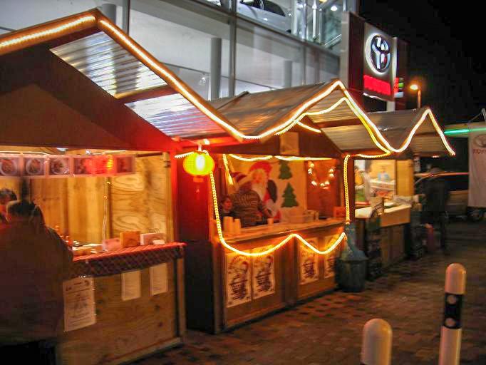 1.vorWeihnachtsmarkt der Südbahngarage Wüst AG