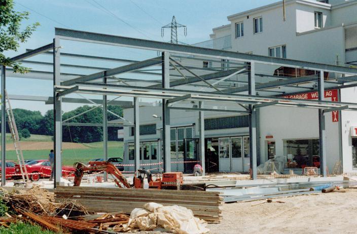 Bau Ausstellung 1994