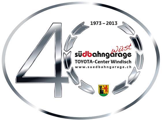 40 Jahre Firmen-Jubiläum Südbahngarage Wüst AG