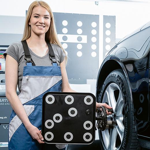 Ausbildung im Autogewerbe: Automobil-Fachmann/frau EFZ