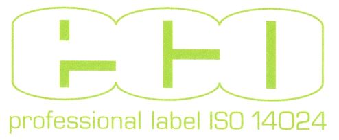 Eco Professional Label ISO 14024
