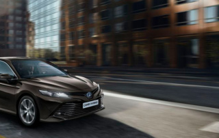 News: Toyota Camry - Rückkehr in die Schweiz