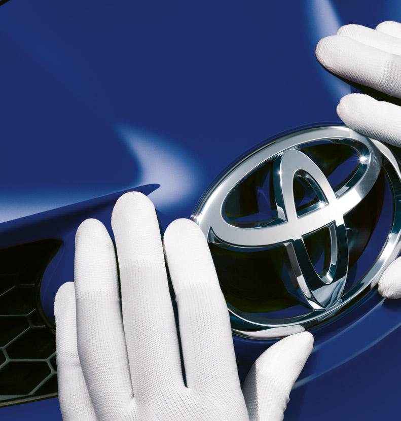 Toyota Garantieverlängerung