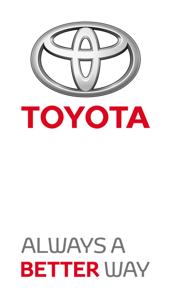 Toyota Logo - always a better way