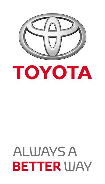 Toyota Logo - always a better way