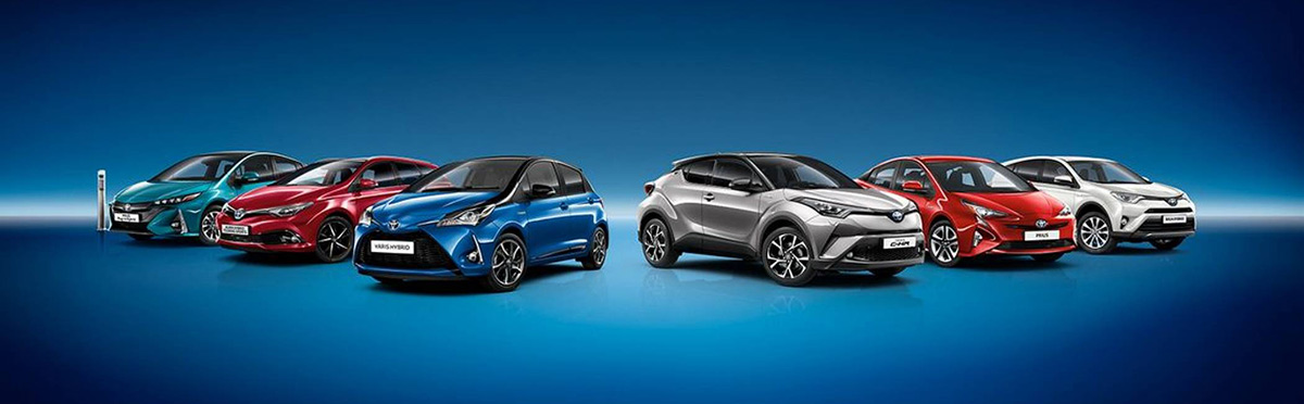 Toyota Modellübersicht