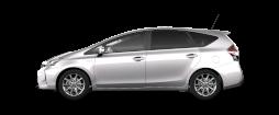 Toyota Prius Plus Wagon