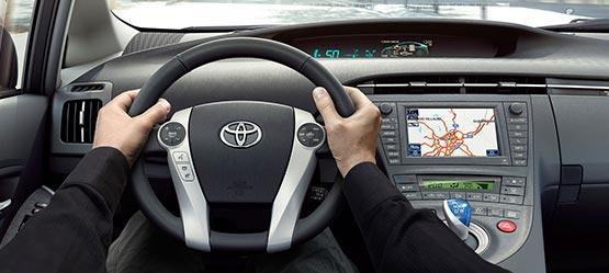 Toyota Safety Sense: Aktive Sicherheit