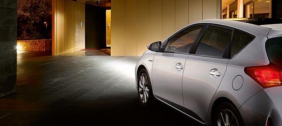 Toyota Safety Sense: Einparkhilfen