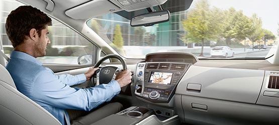 Toyota Safety Sense: Passive Sicherheit