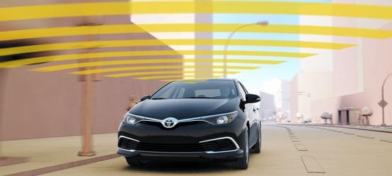 Toyota Safety Sense Sicherheitspaket