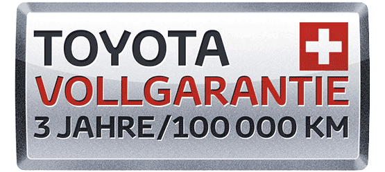 Toyota Vollgarantie