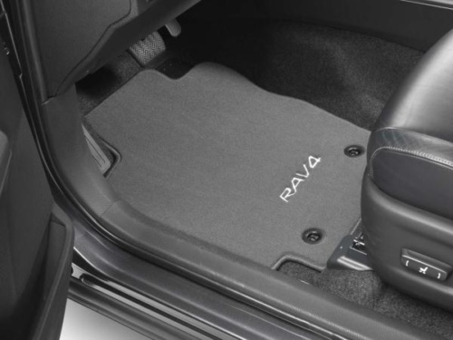 Bodenteppich-Set RAV4 [A40] nur Benziner PZ49C-X2350-FA