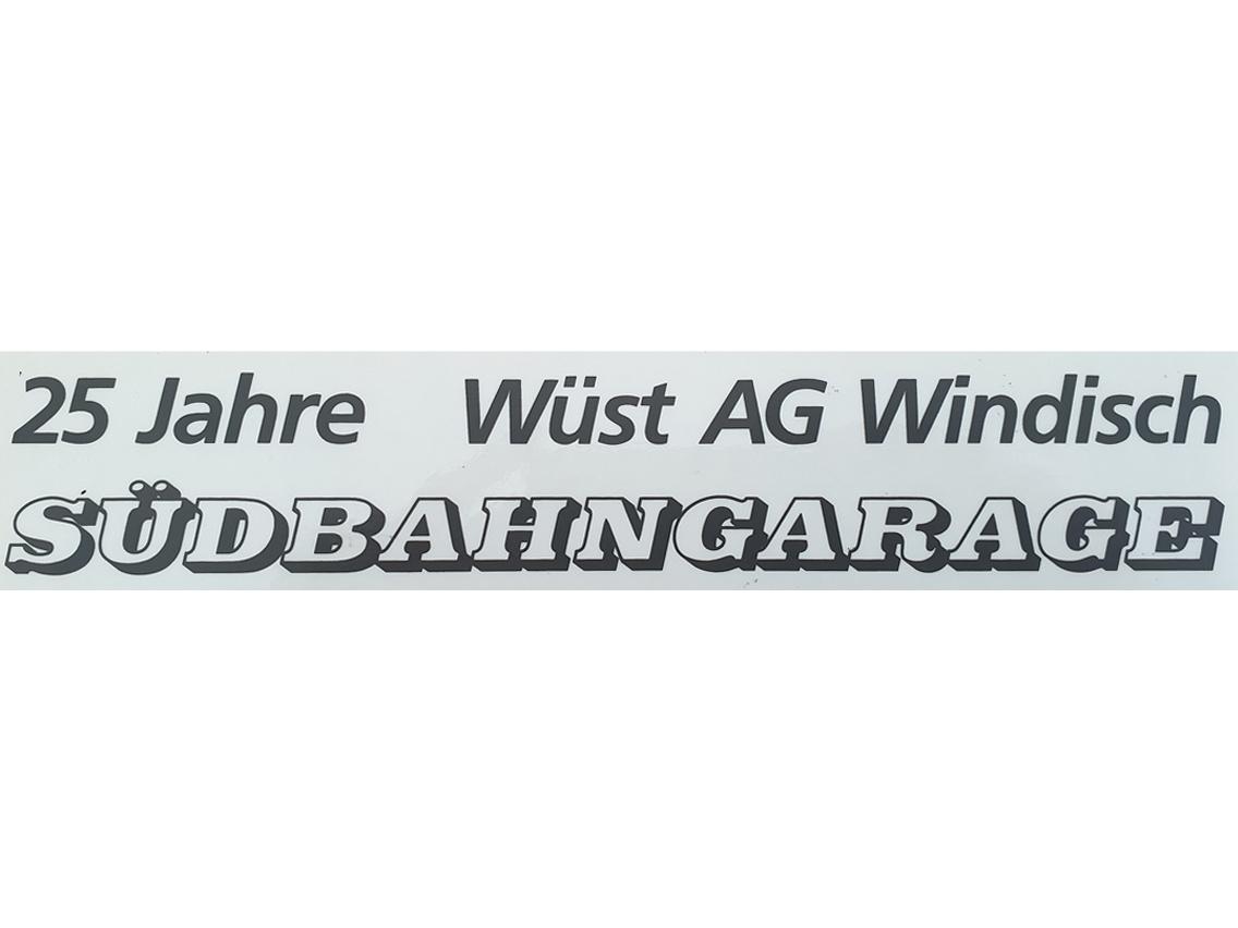 25 Jahre Jubiläum - Südbahngarage Wüst AG