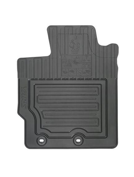 Gummimatten-Set Yaris [P130] Benziner PZ49K-B0355-RJ