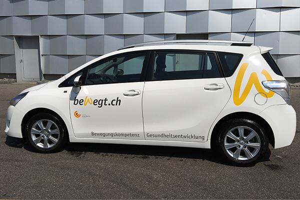 Toyota von bewegt.ch AG