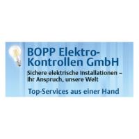 Logo BOPP Elektrokontrollen