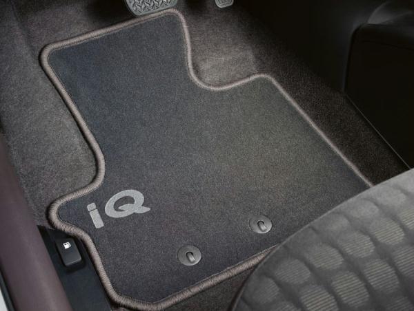 Bodenteppich-Set iQ PZ410-I0352-FF