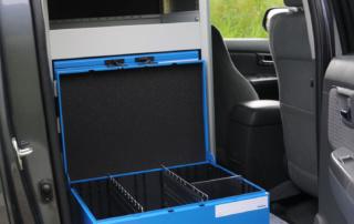 Fahrzeugeinrichtung Toyota Hilux - Sortimo