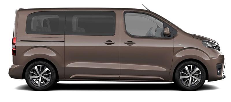 Personenwagen Mietwagen Toyota Proace Verso