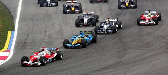 Toyota Motorsport Geschichte Formel 1