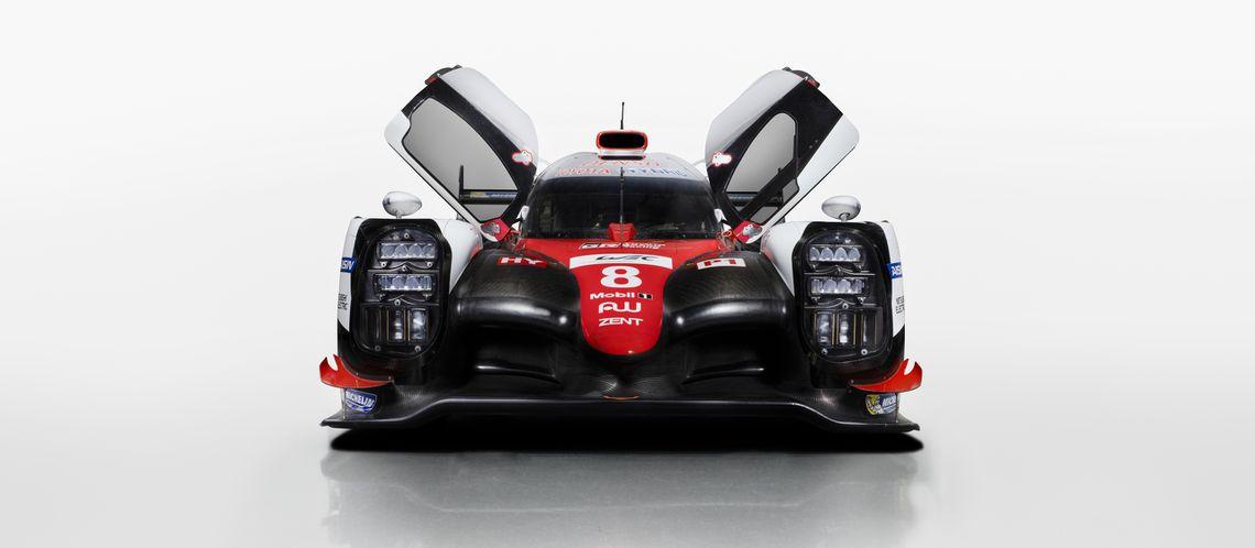 GAZOO Racing TS50 Hybrid