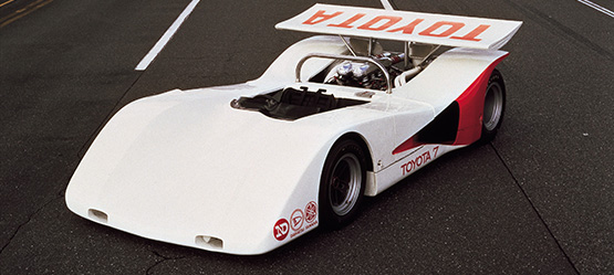 Toyota Motorsport Geschichte Toyota 7 Turbo