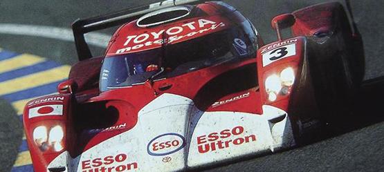 Toyota Motorsport Geschichte Toyota TS020 GT1