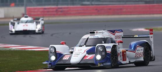 Toyota Motorsport Geschichte Toyota Racing TS040 HYBRID