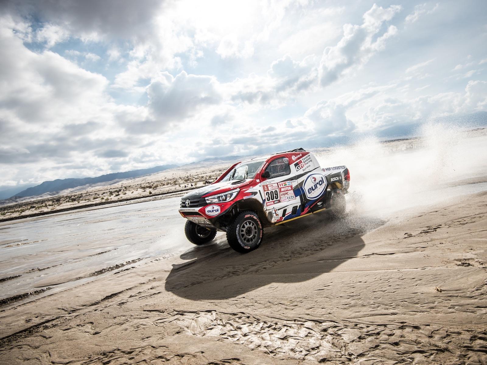 Toyota Motorsport Rallye Dakar