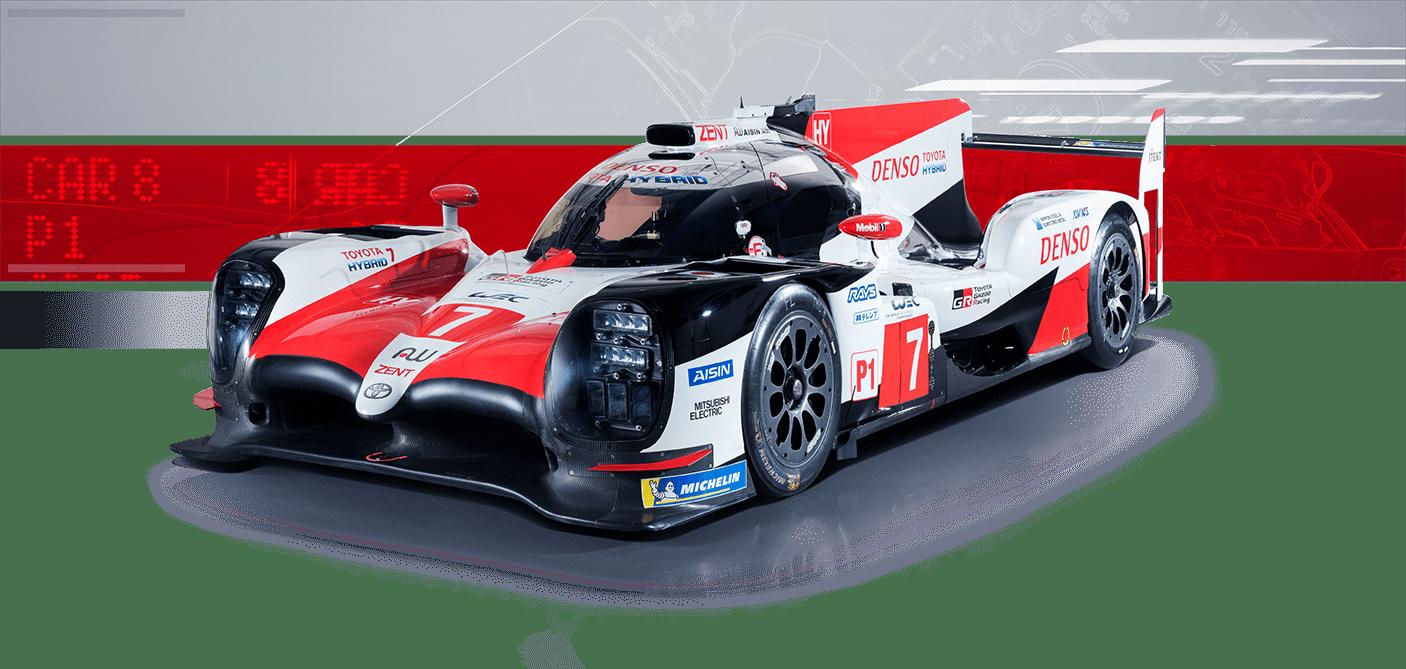 Toyota Motorsport WEC - TS050 HYBRID