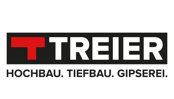 Logo Treier Bauunternehmung AG