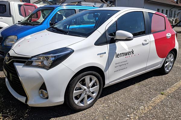 Toyota von Verein lernwerk
