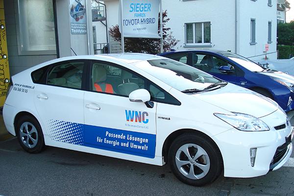 Toyota von WNC AG