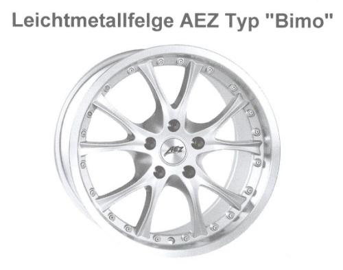 Alufelge AEZ Bimo 7x17 Corolla [E12] Corolla Verso [E12] MR2 [W30] 05003-24200