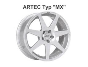 Alufelge Artec MX 7x16 Auris [E15] Corolla Verso [R10] RAV [A30] 05003-MX716-05