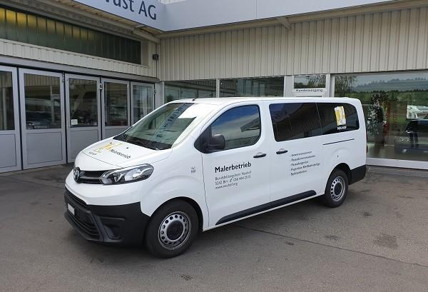 Berufsbildungsheim Neuhof - Fahrzeug