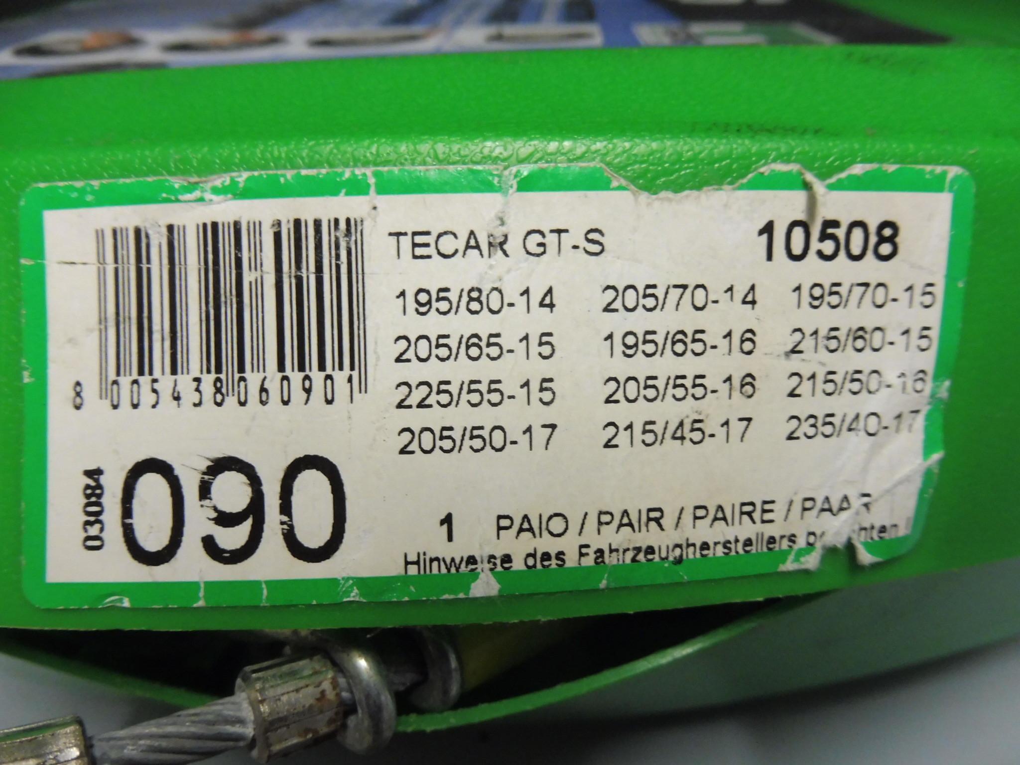 ESA Tecar GTS 070