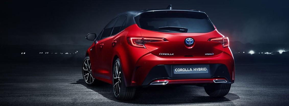 Eine aufregende neue Ära für den Corolla