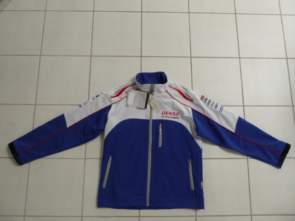 Jacke Softshell Hybrid-Racing 2013 L TH004