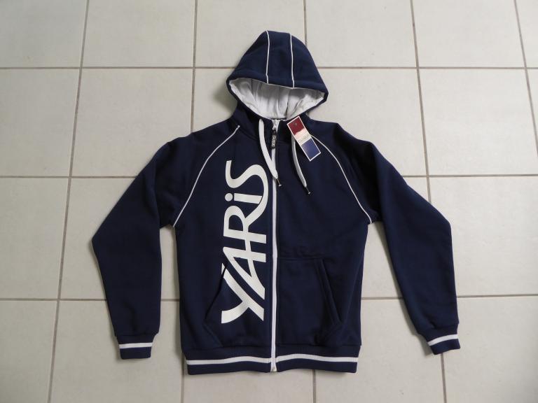 Kapuzenjacke Yaris M BK2