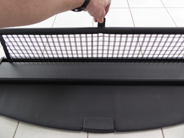 Kofferraumabdeckung Avensis [T25] Kombi Trennnetz 64910-CA010-B0