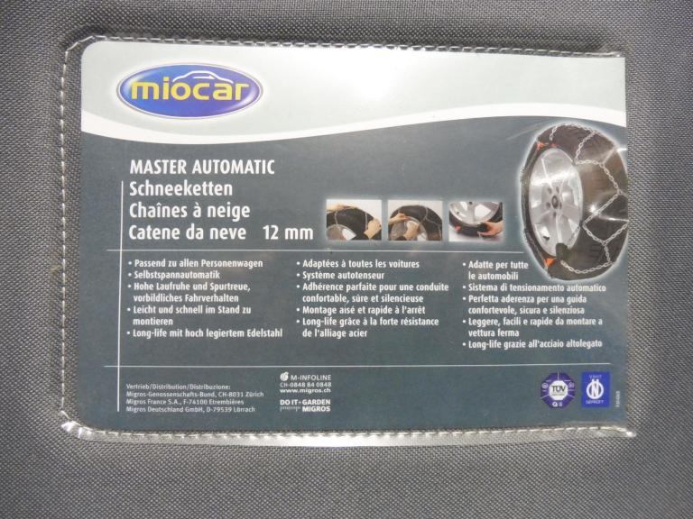 Miocar Master Automatic