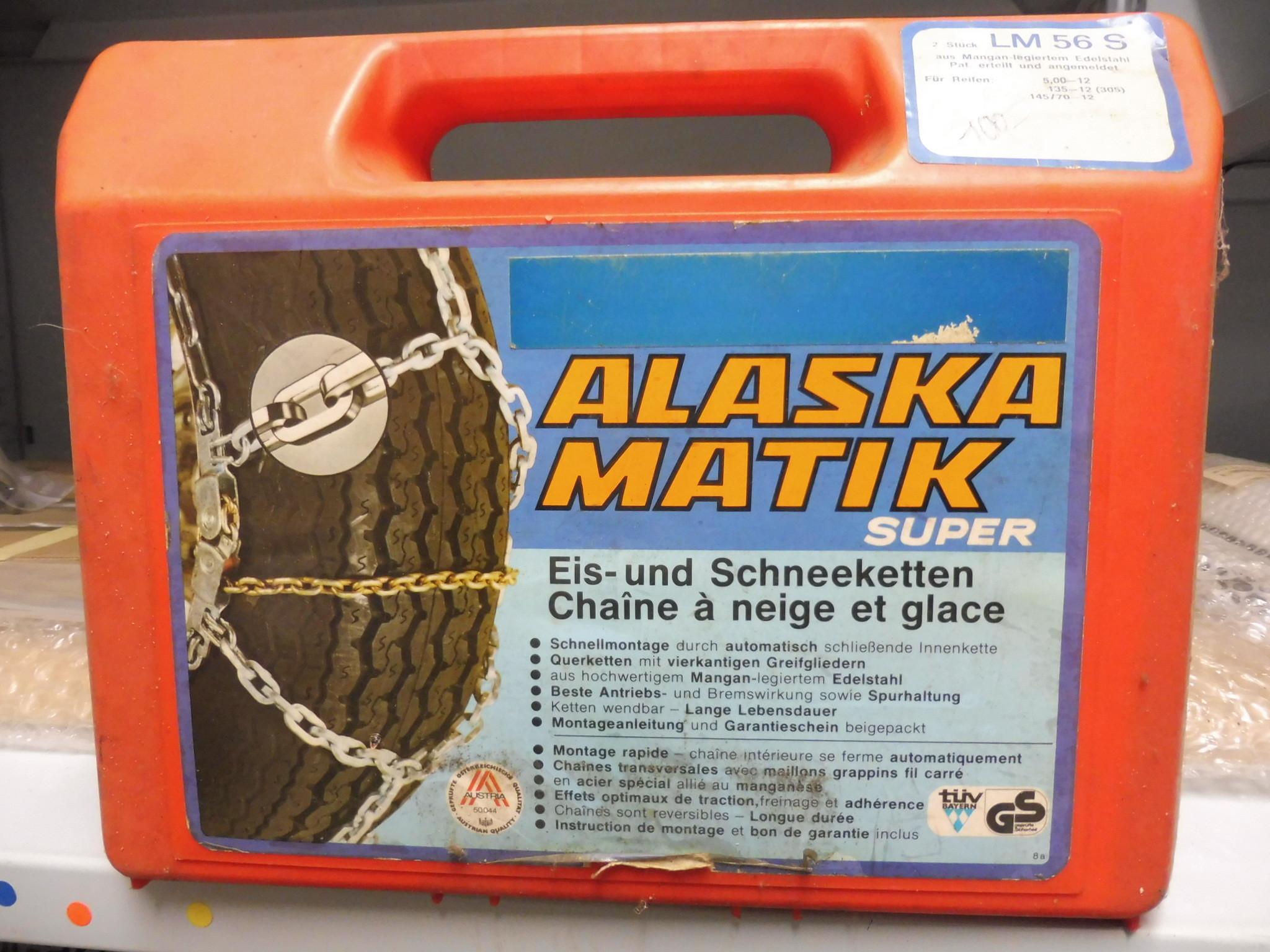 Pewag Alaska Matik S LM56S