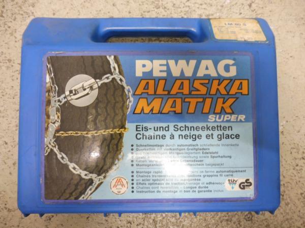 Pewag Alaska Matik S LM60S