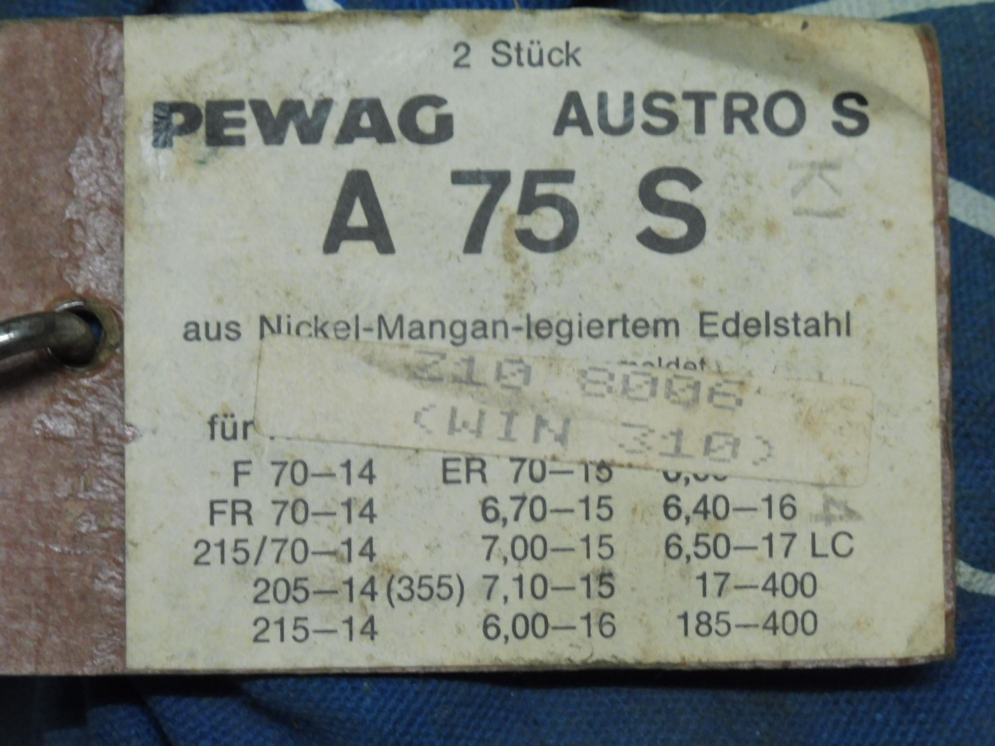 Pewag Austro S A75S