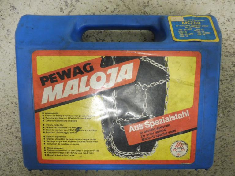 Pewag Maloja MO59