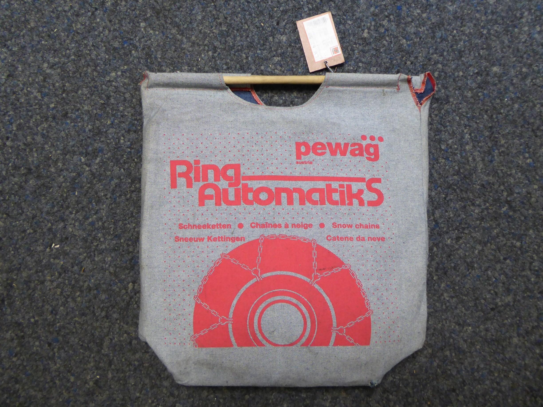 Pewag Ring Automatik S LM62SB