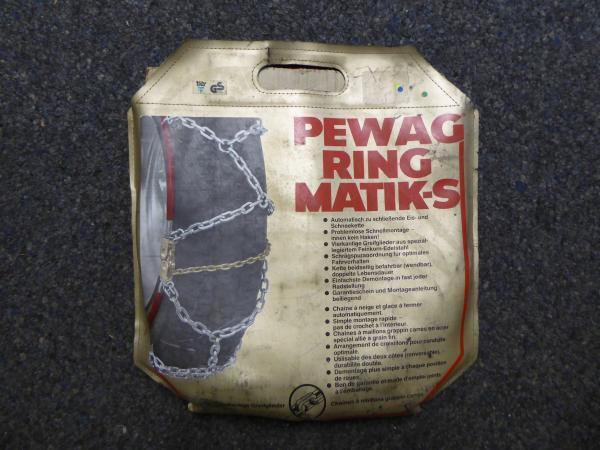 Pewag Ring Matik S FX67S