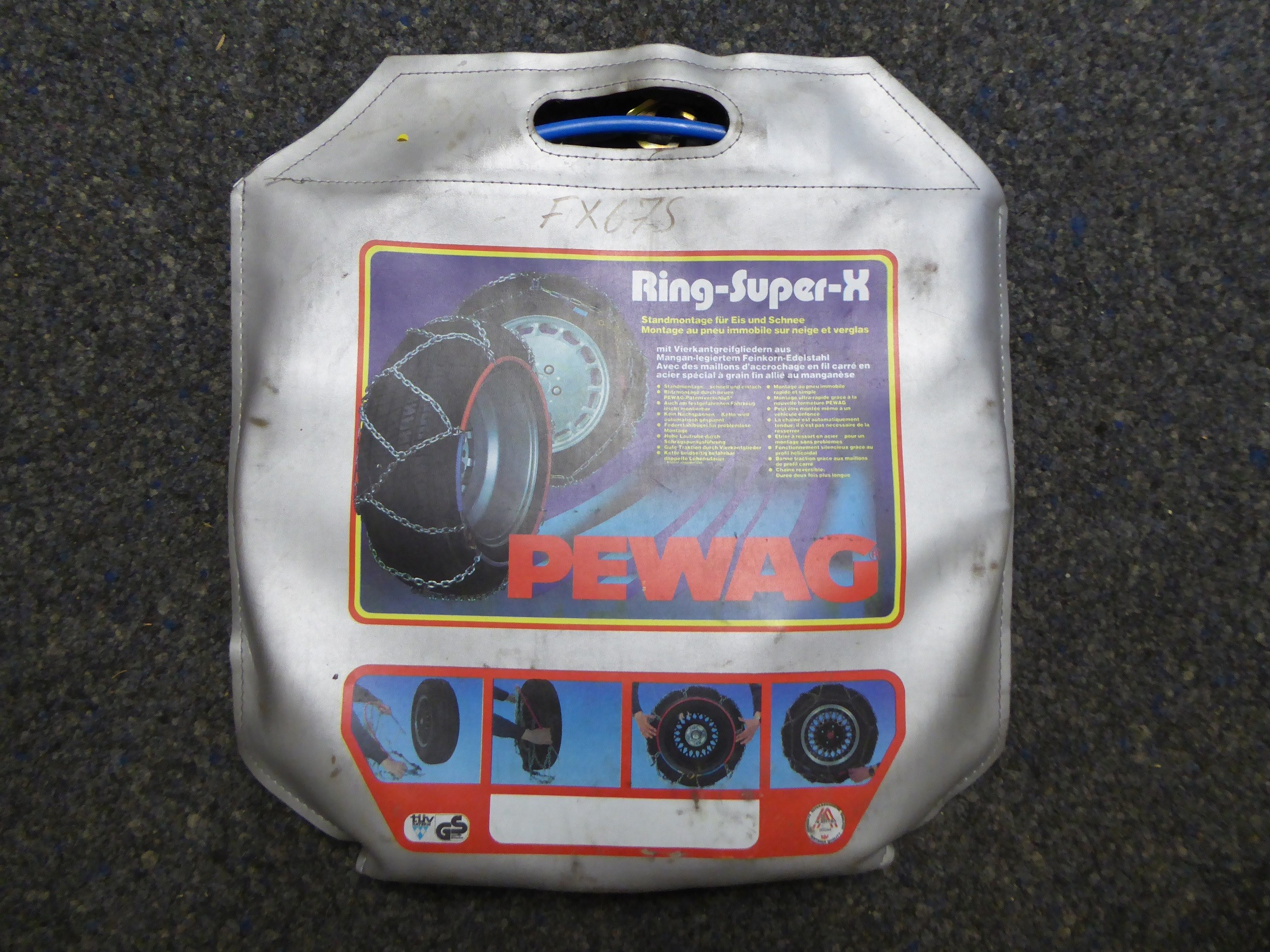 Pewag Ring Super X FX67S